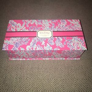 NWT Lilly Pulitzer Candle Trio